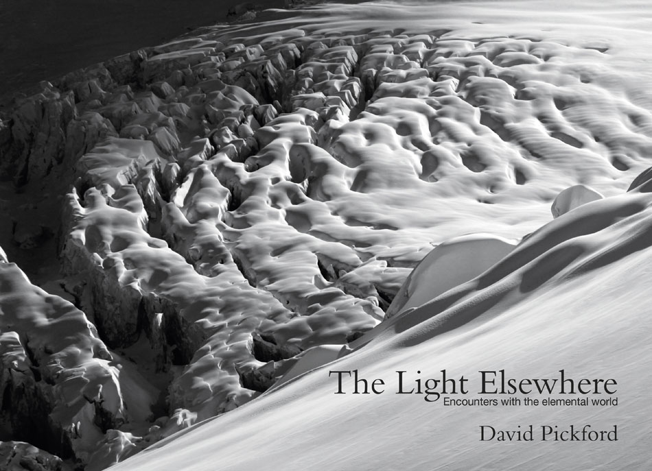 The Light Elsewhere - Front Cover, 139 kb