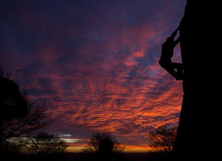 Pebble Arete Sunset, 46 kb