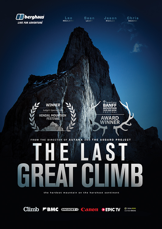 The Last Great Climb out on HD download and dvd, 171 kb