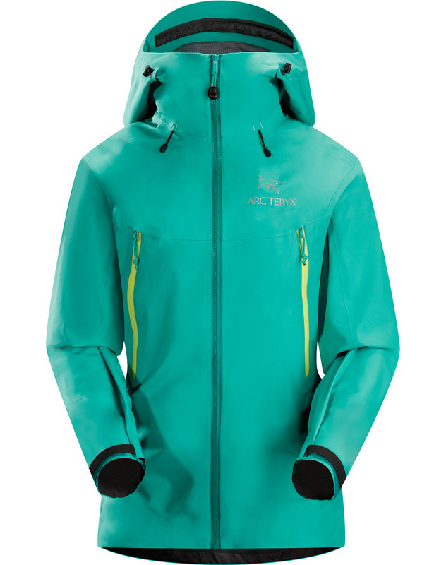 Beta LT Jacket - Women's (Seaglass), 69 kb