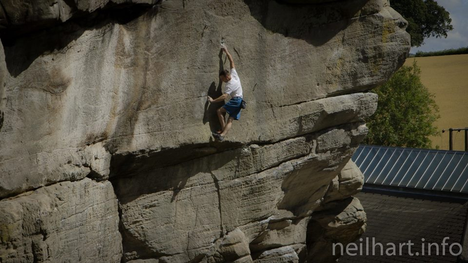 Matt Cousins on 'Temptation' (English 6b), 106 kb