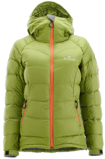Fjörm Down jacket from Jöttnar , 55 kb