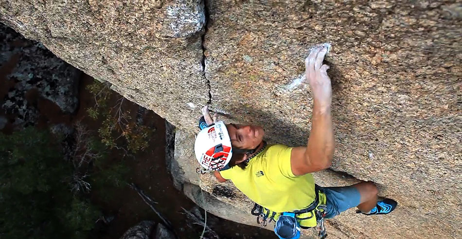 James Pearson on Cobra Crackinette, E8 7a, 166 kb