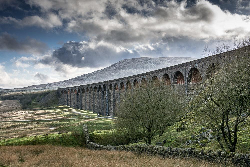 Ribblehead Viaduct, 250 kb