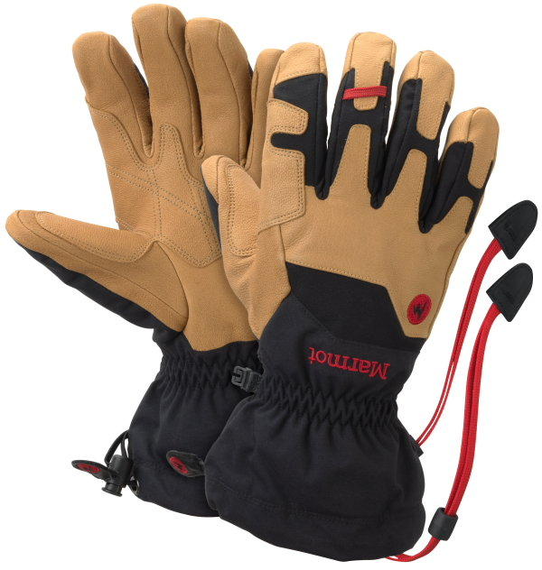 Marmot Exum Guide Glove product shot, 82 kb