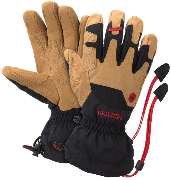 Marmot Exum Guide Glove product shot, 82 kb