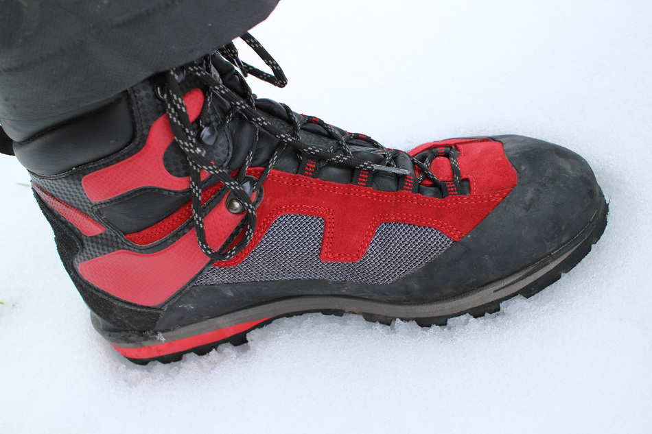 Millet Charpoua Gore-Tex Boots, 211 kb