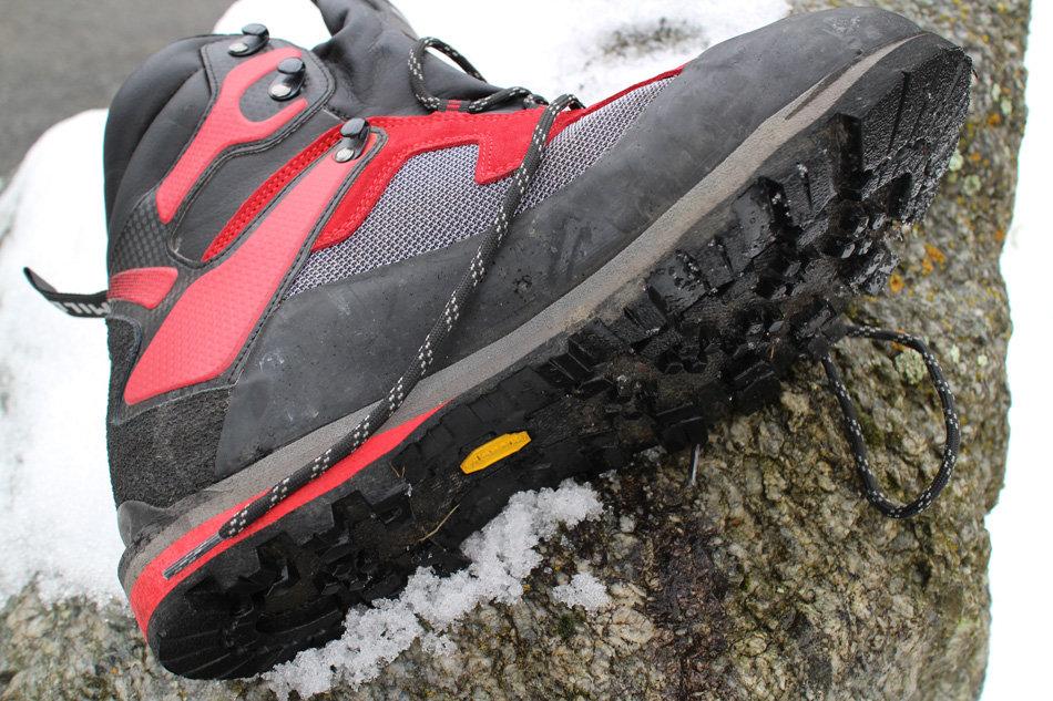 Millet Charpoua Gore-Tex Boots - Tread Pattern, 206 kb