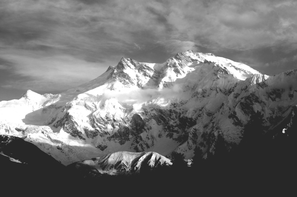 Nanga Parbat from the KKH Pakistan, 73 kb
