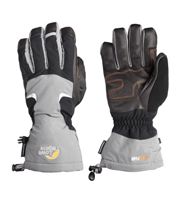 Lowe Alpine Raptor glove, 139 kb