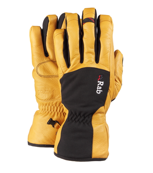 Rab Guide glove , 220 kb