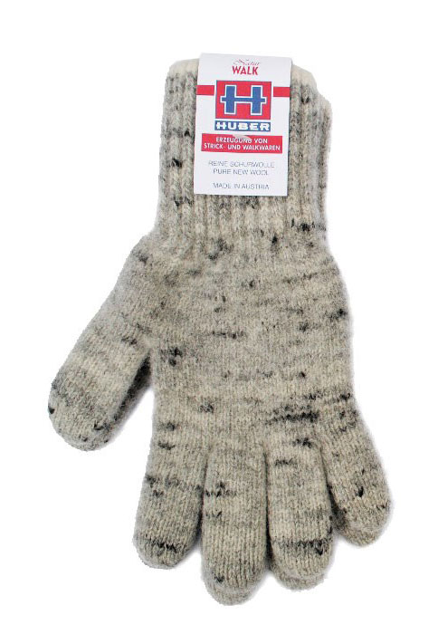 Huber wool gloves, 56 kb