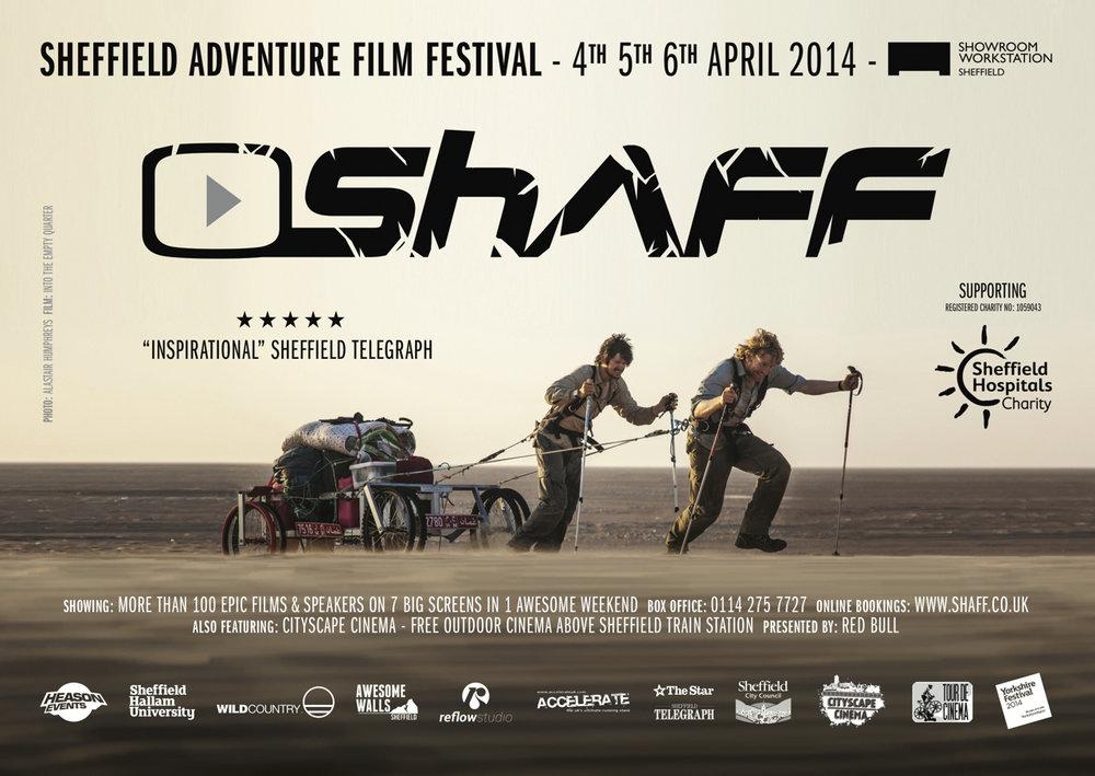 SHAFF 2014 Poster, 128 kb