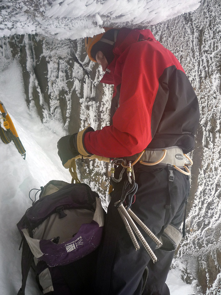 Gloves can make or break your winter day out, either on lead or on a cold and cramped belay., 218 kb