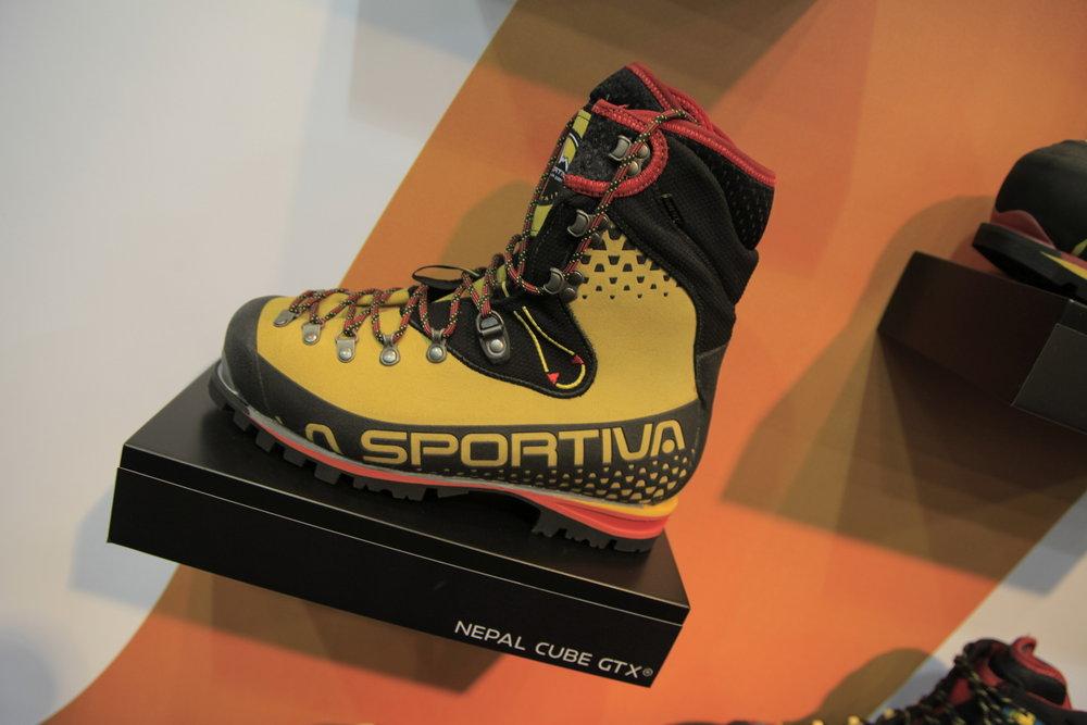 La Sportiva Nepal Cube GTX, 87 kb