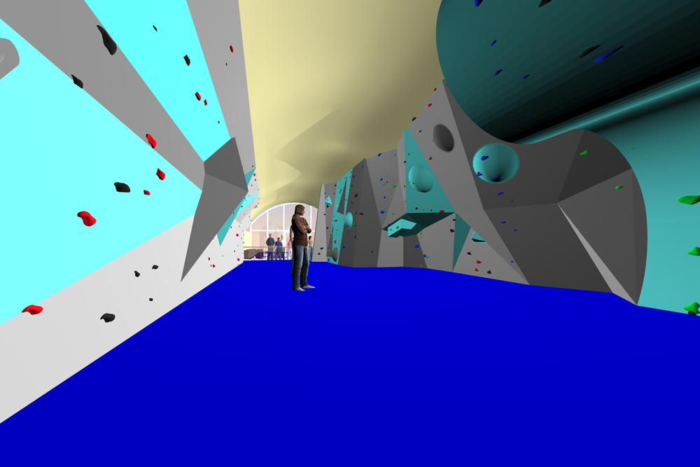 CauxWall Climbing Centre Opening in London May 2014, 161 kb