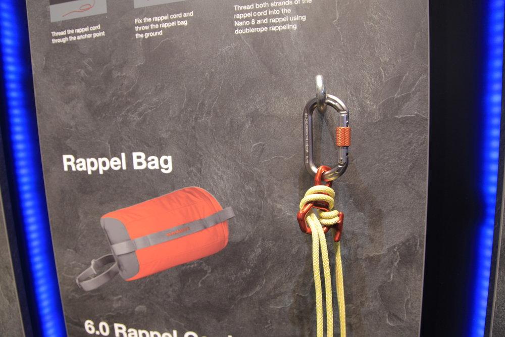 Mammut Rappel Kit, 125 kb