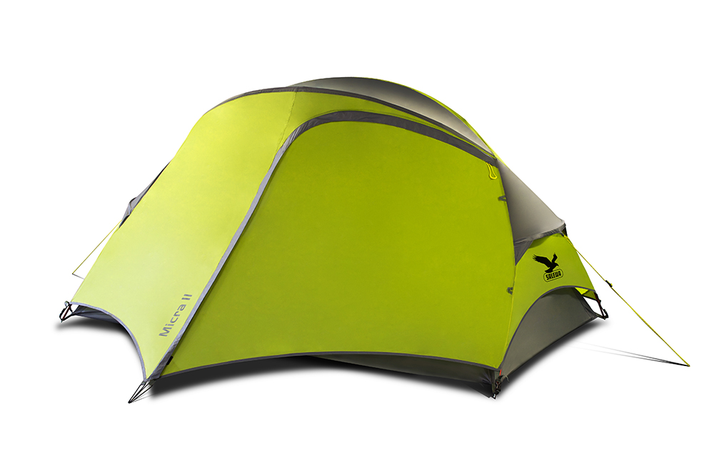 Micra II tent from Salewa, 191 kb