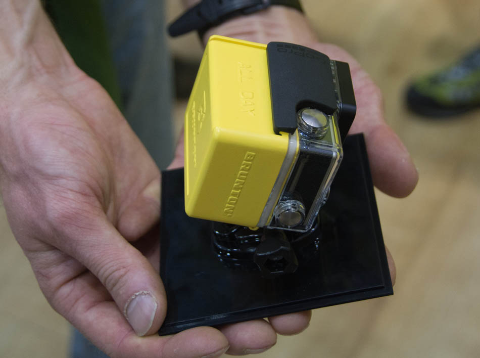 The GoPro battery from Brunton, 66 kb