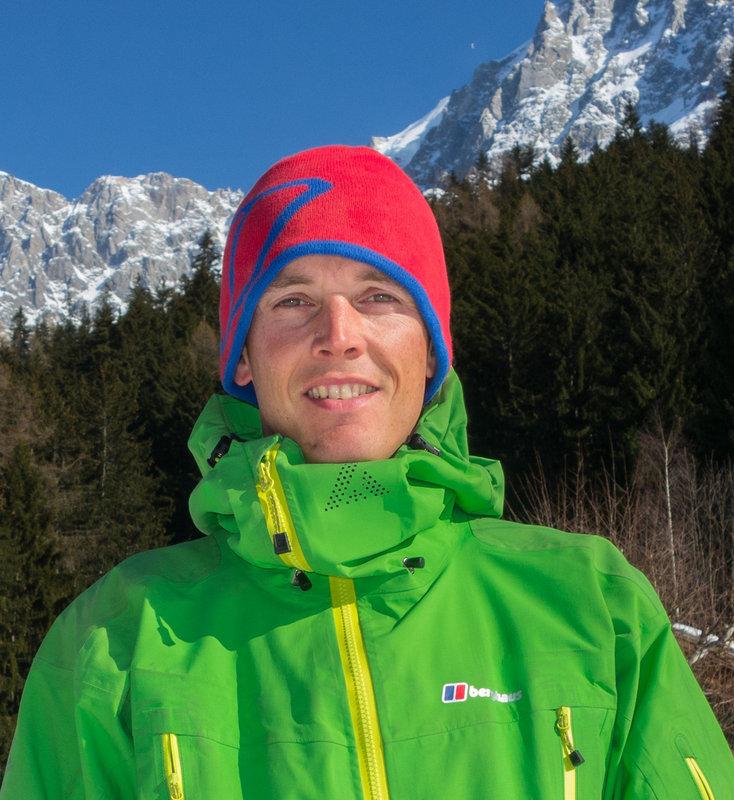 Ross Hewitt, now on the Berghaus Team, 161 kb