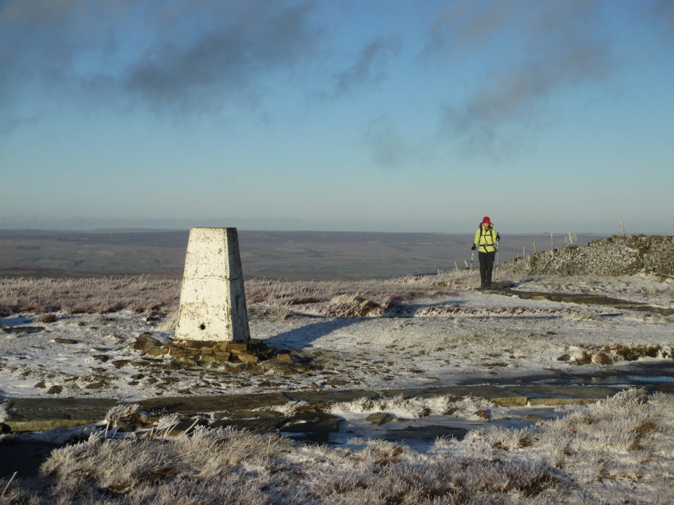 On Buckden Pike, 138 kb