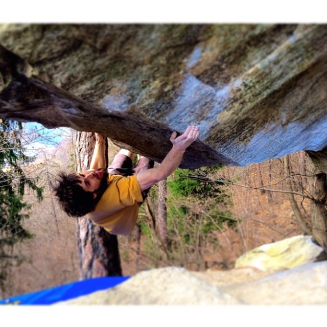 Jimmy Webb on The story of two worlds, ~8C, Cresciano, Switzerland, 91 kb