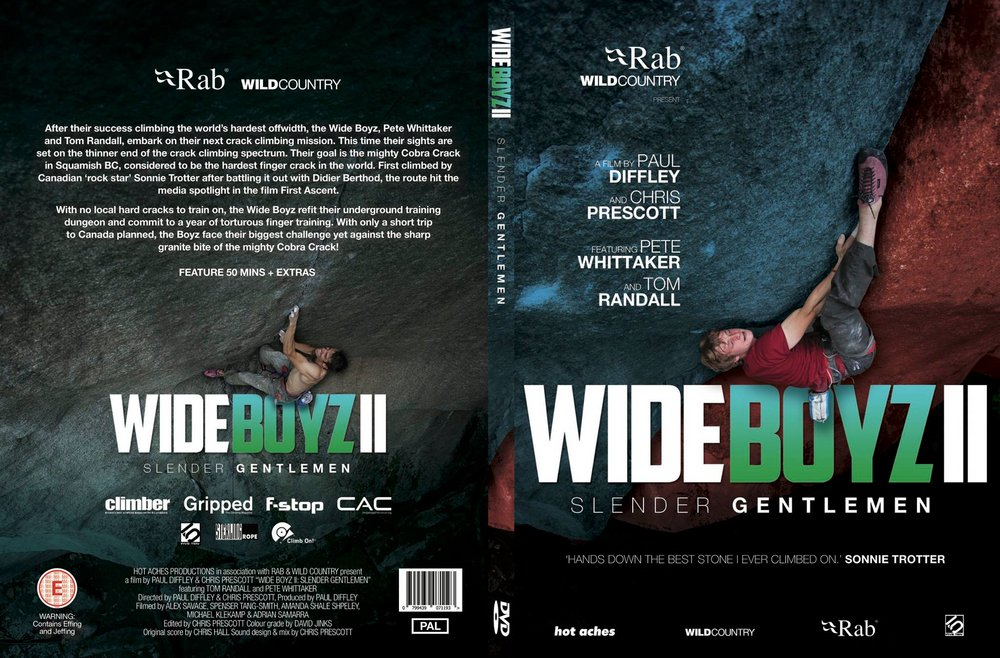 Wideboyz II DVD Cover, 162 kb