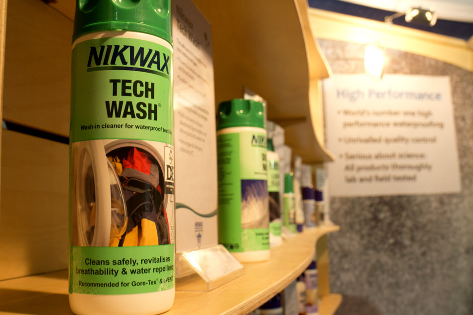Nikwax Tech Wash, 121 kb