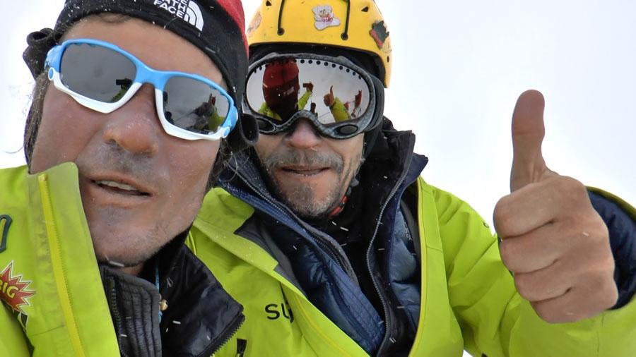 Marek Holecek and Zdenek Hrudy, 94 kb