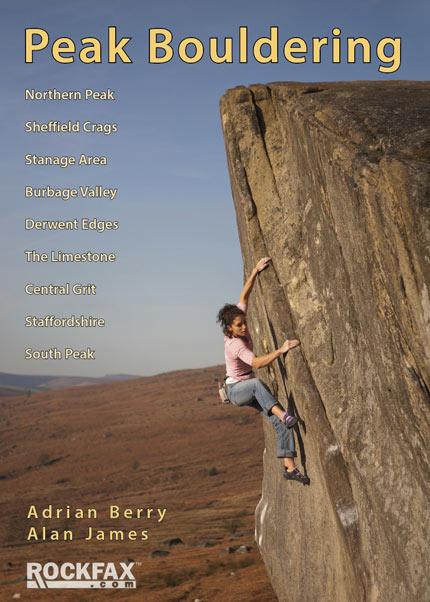 Peak Bouldering Rockfax Cover, 63 kb