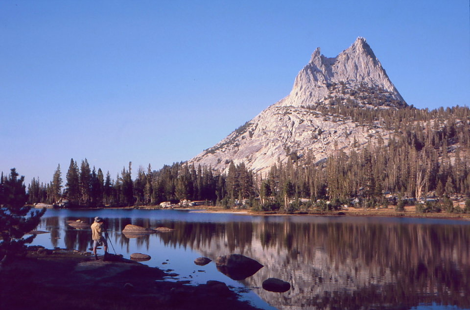Cathedral Peak, John Muir Trail, 112 kb