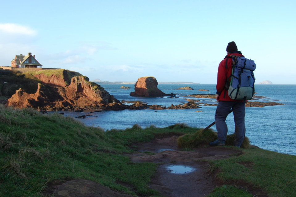 The John Muir Way in East Lothian, 104 kb