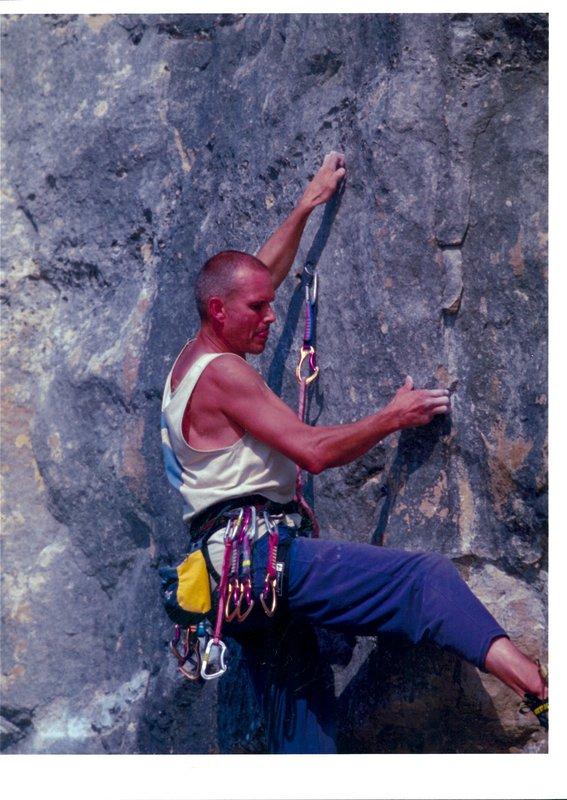 I like climbing, 99 kb