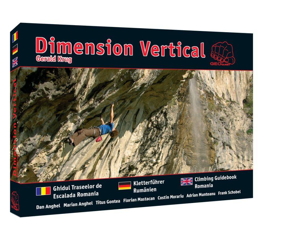 Dimension Vertical - Climbing Guidebook Romania, 114 kb