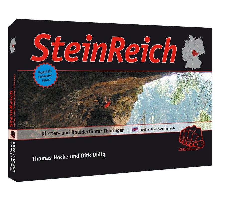 Steinreich - guidebook Thuringia, 159 kb