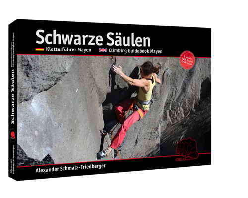 Schwarze Saeulen - Guidebook Mayen (near Cologne), 137 kb