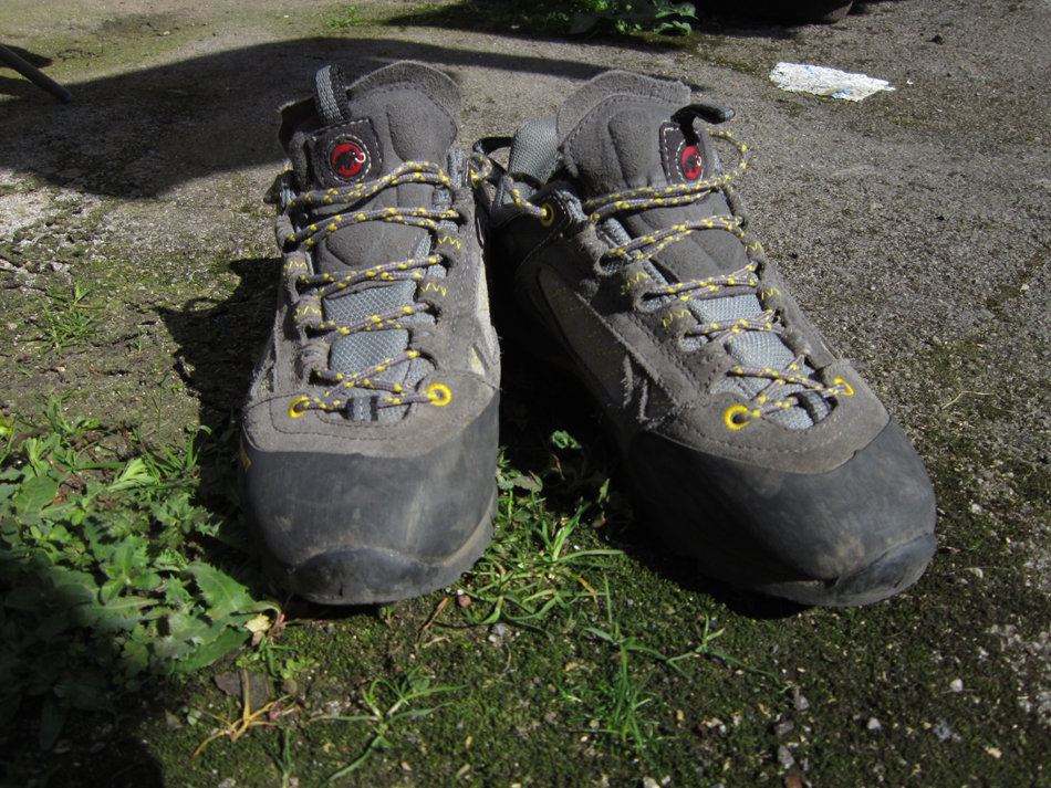 Mammut Ridge Low GTX Approach Shoe, 235 kb