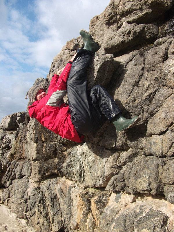 Bouldering Sanna Bay, 197 kb