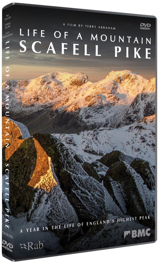 Life of a Mountain dvd cover, 144 kb