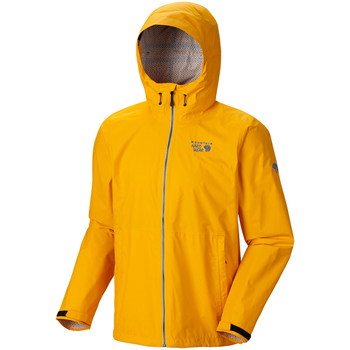 The Mountain Hardwear Plasmic Jacket now available from Outside.co.uk