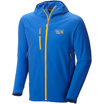 The Mountain Hardwear Super Chockstone Jacket, now available at Outside.co.uk