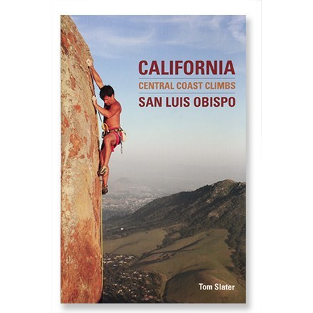 California Central Coast Climbs San Luis Obisbo, 34 kb