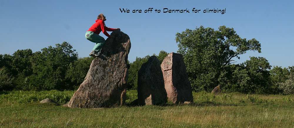 Climbing in Denmark - this is what you might think it looks like, but no..., 159 kb