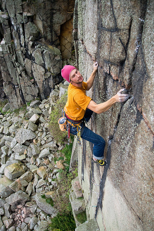 Size matters. Fredrik Rapp gains the 4th ascent of  Hurtigruten n8-, 255 kb