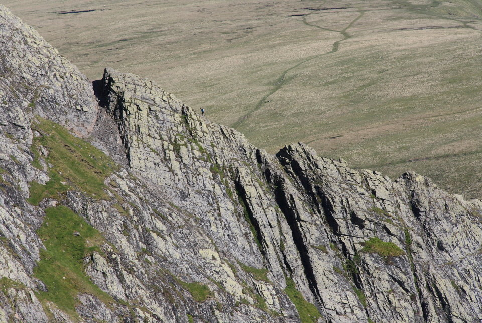 Walker on Sharp Edge, 229 kb