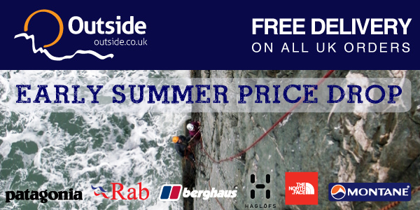 Early Summer Price Drop at outside.co.uk