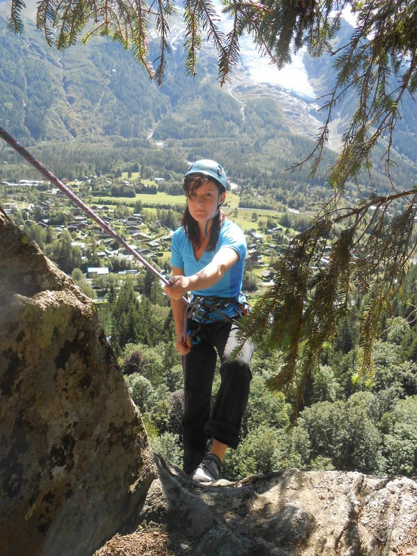 UCPA Alpinism Courses - Chamonix, 159 kb