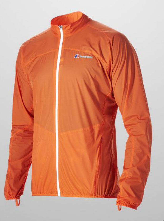 Berghaus VapourLight Stretch Windshirt, 75 kb