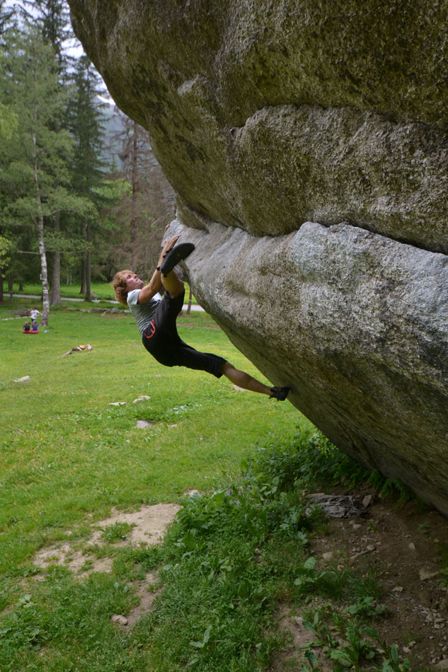Bouldering in the Wild Country Men's Session Shorts, 203 kb