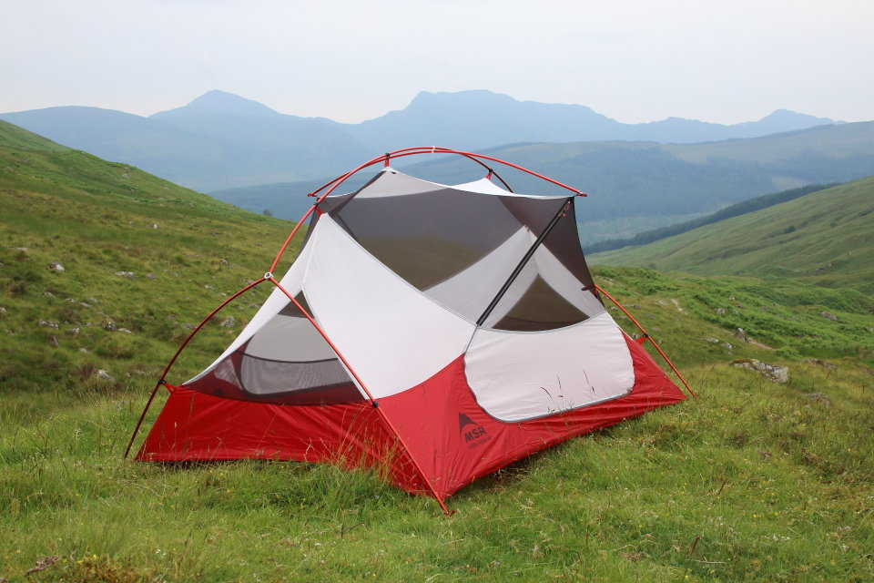 Ukc Gear Review Msr Hubba Hubba Nx 2 Person Tent